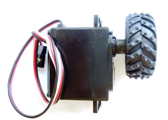 Allegrobotics housebot